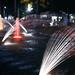 Jeux d'eau et de lumières