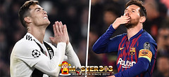 Pujian Untuk Ronaldo Dari Messi Cukup Lewat Satu Kata Ini