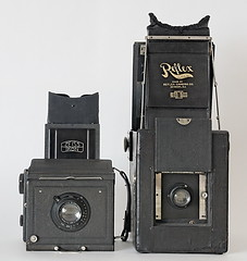 Historical connection between these two cameras