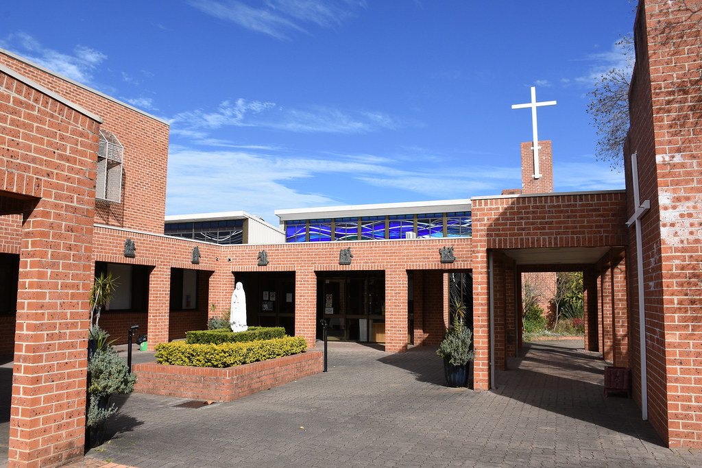 Mary Immaculate Catholic Church, Bossley Park, Sydney, NSW.