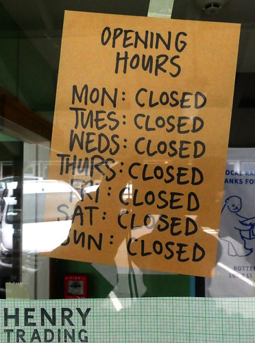 opening hours during lockdown | by Jerryhattric