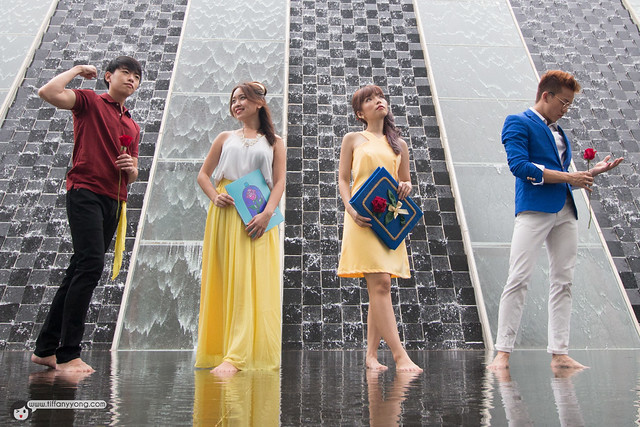 beauty-and-the-beast-disneybound-singapore