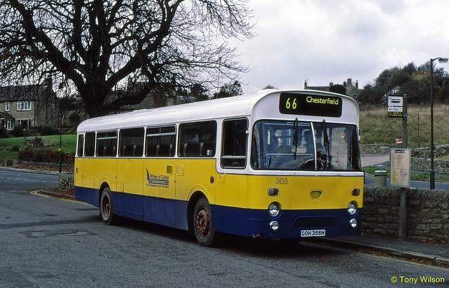 GOH356N Chesterfield Transport Whites of Calver 305