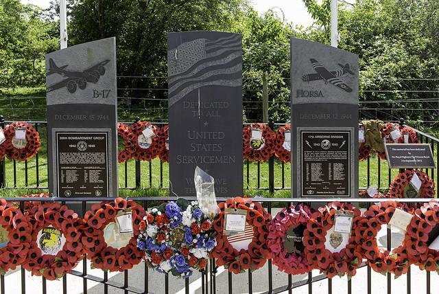 RAF Greenham Crash Memorial