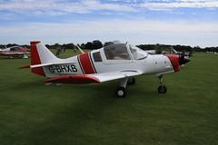 G-BHXB Scottish Aviation SA120-121 [408] Sywell 310819