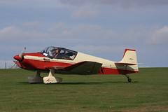 G-BFGK Jodel D117 [644] Sywell 310819