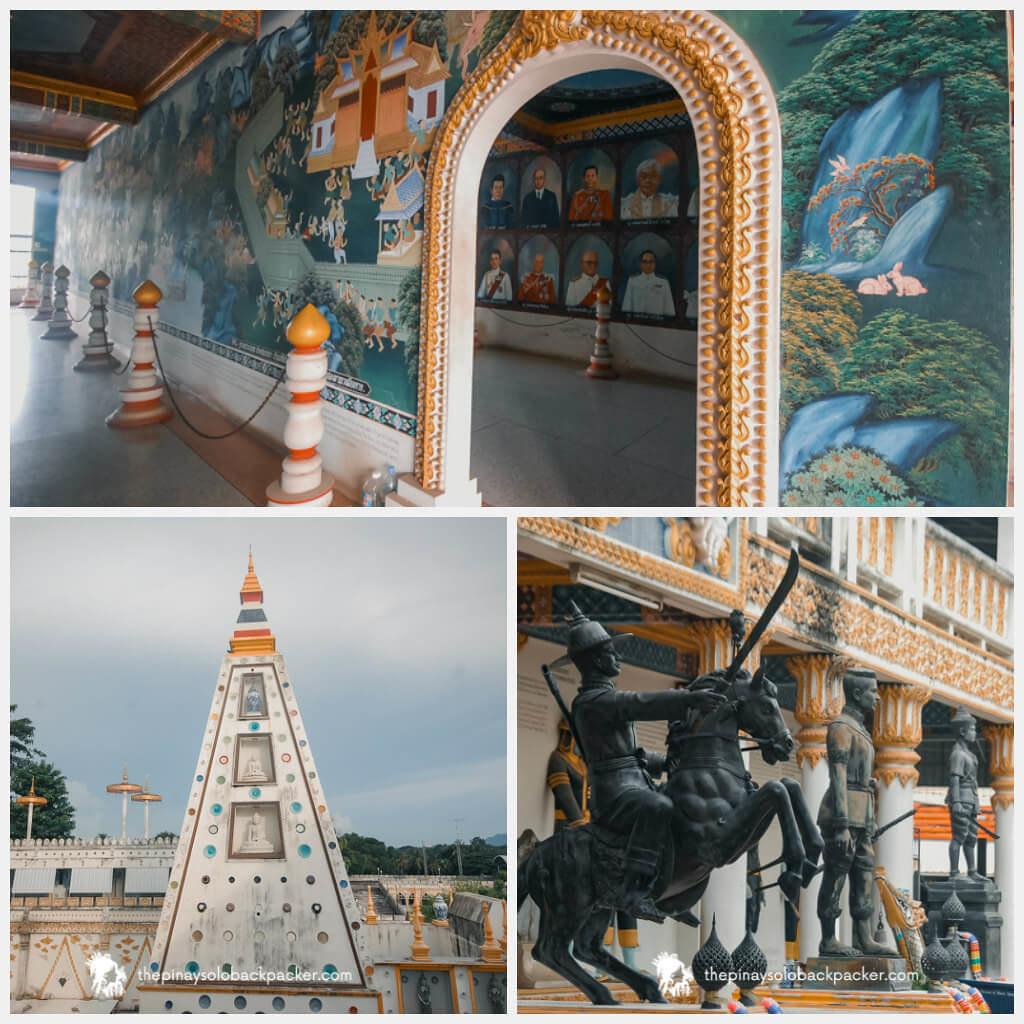 KANCHANABURI ATTRACTION: JEATHWAR MUSEUM TEMPLE