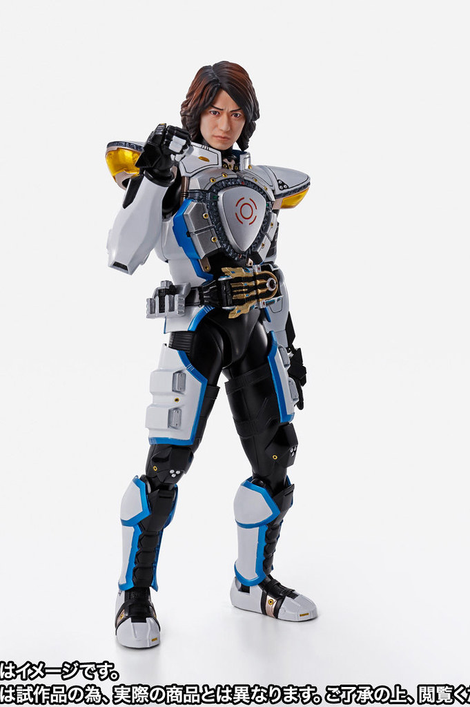 S.H.Figuarts 真骨彫製法《假面騎士KIVA》假面騎士IXA(仮面ライダーイクサ)發售確定!
