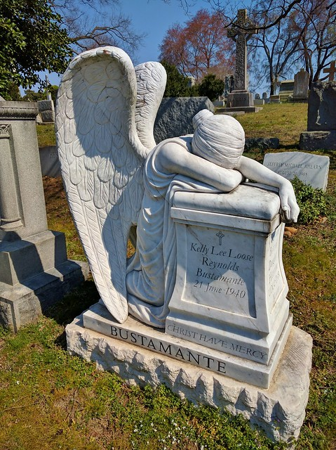 Richmond, VA - Hollywood Cemetery