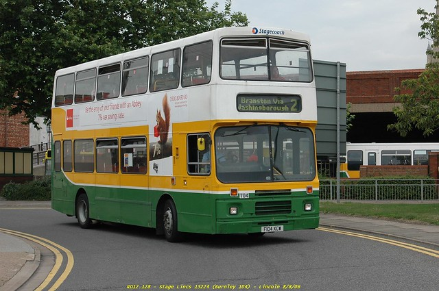 Stagecoach Lincolnshire 15224 060808 Lincoln*