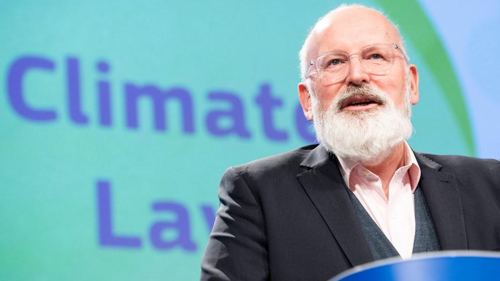 菲拉斯・堤孟思Frans Timmermans(歐盟執委會副主席)。圖片來源:歐盟執委會 European Union, 2020. Source- EC - Audiovisual Service