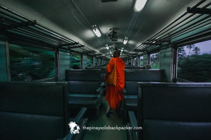 BANGKOK- KANCHANABURI TRAIN