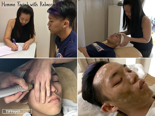 Skin Science Peps Goh Facial