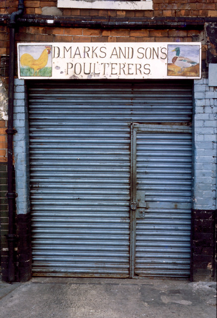 Poulterers, Hull 70s-hull073