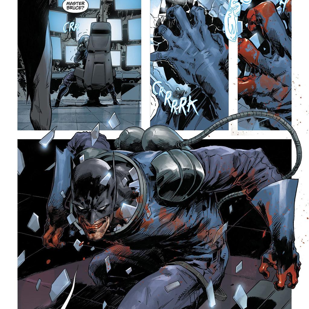 令人無比絕望的恐怖病毒襲來! Diamond Select Toys DC Gallery 系列《DCeased》喪屍化「蝙蝠俠」(Batman)1/8 比例全身雕像