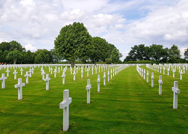 Memorial Day, American Cemetery, Margraten, the Netherlands