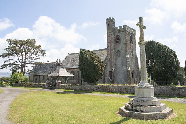 St Pauls Church Holmrook, (Irton), Cumbria
