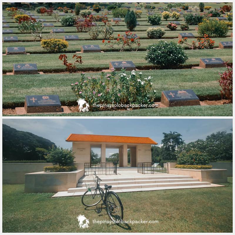 Kanchanaburi itinerary: Chung Kai War Cemetery