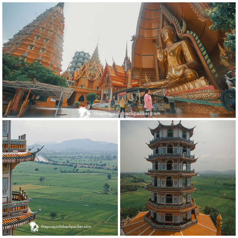 KANCHANABURI ATTRACTIONS: Wat Tham Sua and and Wat Than Kao Noi