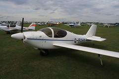 G-BXHY Europa [PFA 247-12514] Sywell 300819