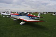 G-BWMB Jodel D119 [77-1492] Sywell 300819