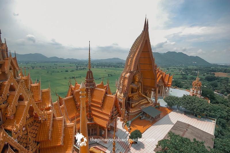 kanchanaburi itinerary: Wat Tham Sua