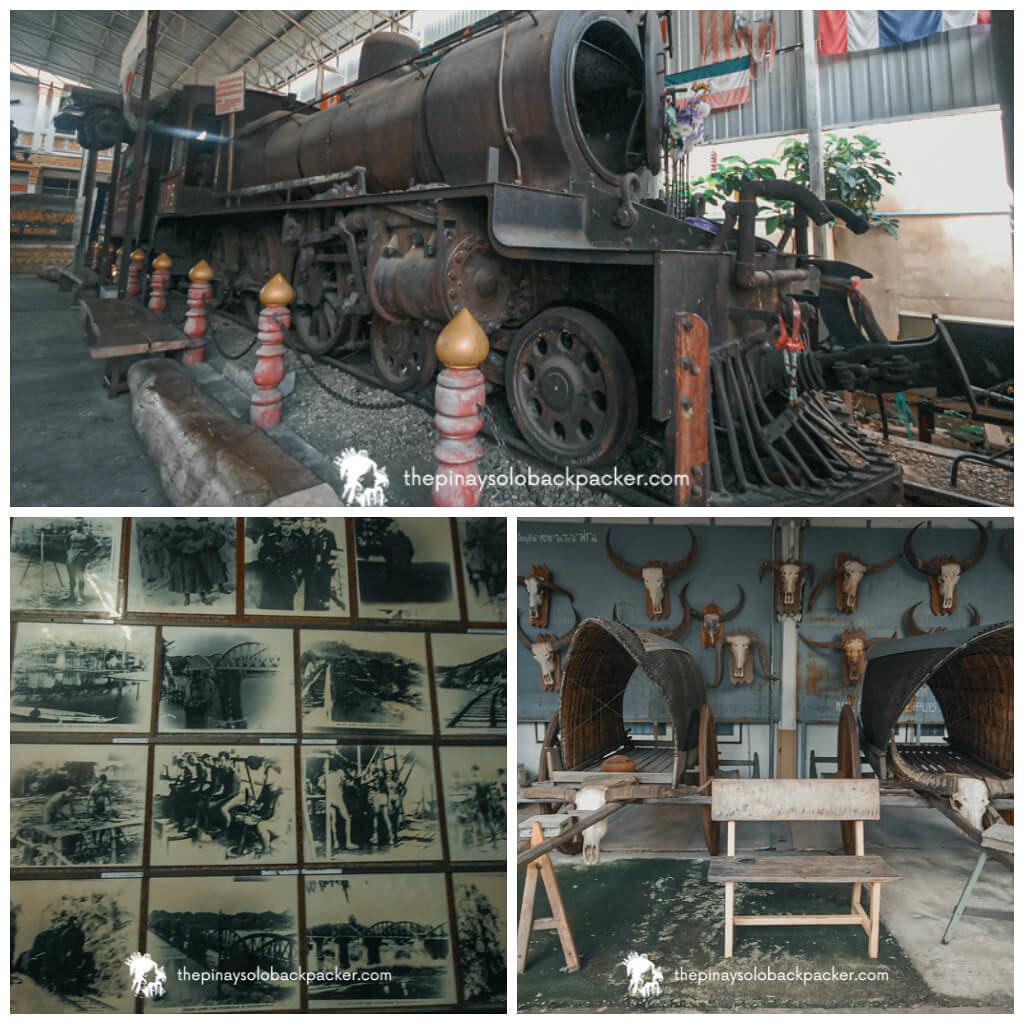 KANCHANABURI TOURIST SPOTS: JEATHWAR MUSEUM