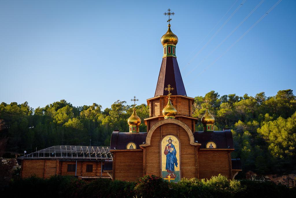 Iglesia ortodoxa en Altea