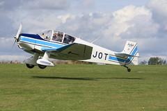 G-BJOT Jodel D117 [688] Sywell 010919
