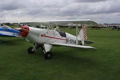 G-BPUA EAA Biplane [SAAC-01] Sywell 310819