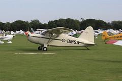 G-BMSA Stinson HW-75 [7040] Sywell 300819