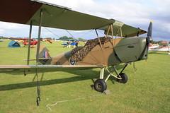 G-BLUZ de Havilland DH-82B [1435] Sywell 310819