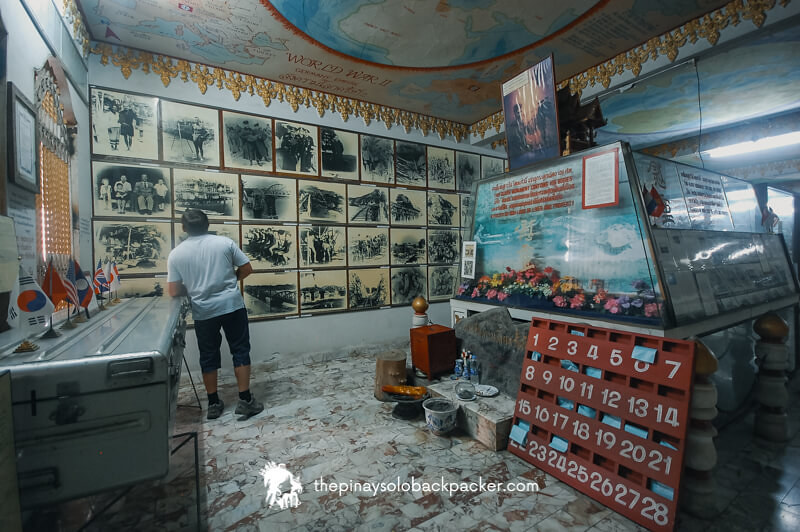 kanchanaburi JEATWar museum