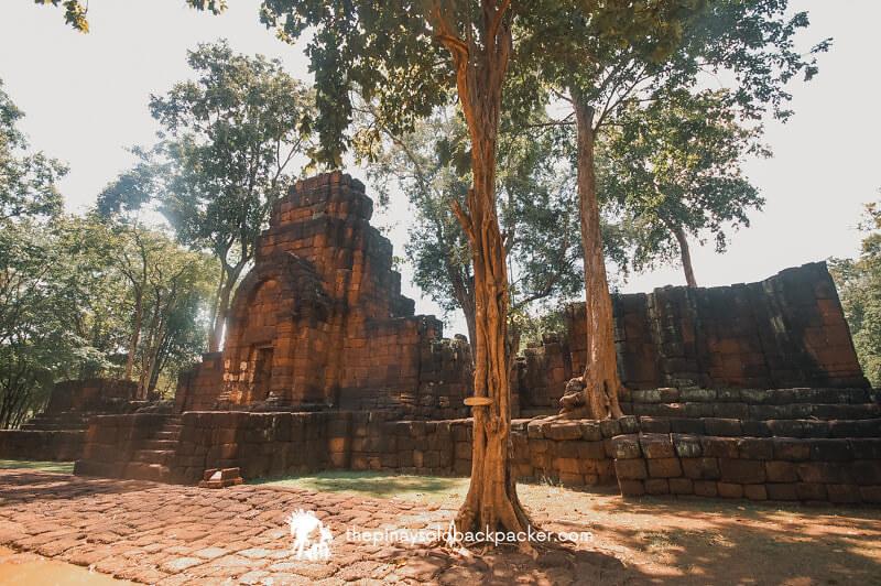 kanchanaburi attraction: Muang Sing Historical Park