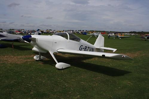 G-BZVN Vans RV-6 [PFA 181-13188] Sywell 300819