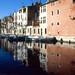 Canal Galiffet et quai Alsace-Lorraine, Martigues