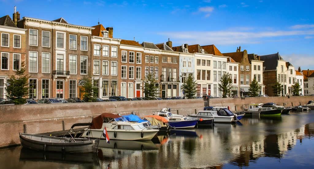 Weekendje Middelburg, Haven van Middelburg   Mooistestedentrips.nl