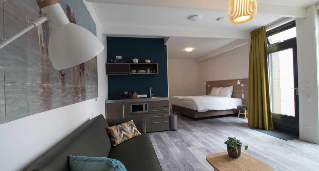 Hotels in Middelburg, Loskade 45 | Mooistestedentrips.nl