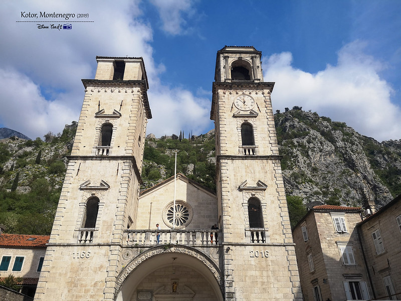 2019 Montenegro Kotor St Tryphon's Cathedral
