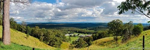 australia queensland qld luminar plane panorama pano stitch notes