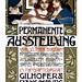 RANZENHOFER Emil-PERMANENTE AUSSTELLUNG; KUNSTANTIQUARIAT GILHOFER & RANSCHBURG; WIEN I., BOGNERGASSE 2-c1900