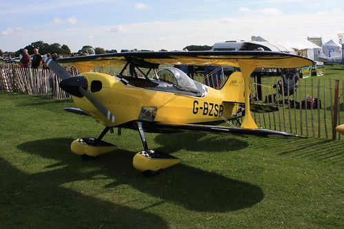 G-BZSB Pitts S-1S Special [PFA 009-13697] Sywell 310819