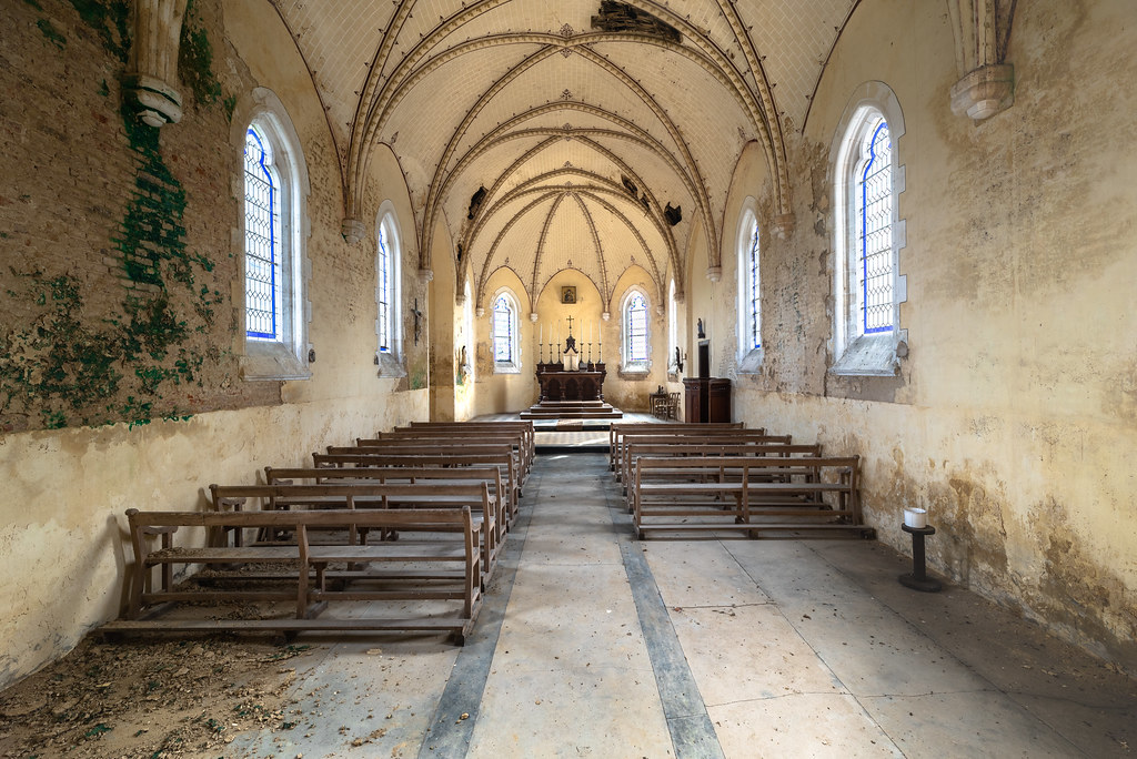 Lost chapel