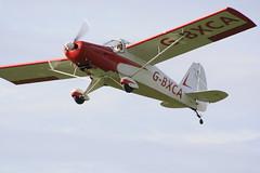 G-BXCA Sisler SF-2A [PFA 182-12921] Sywell 300819