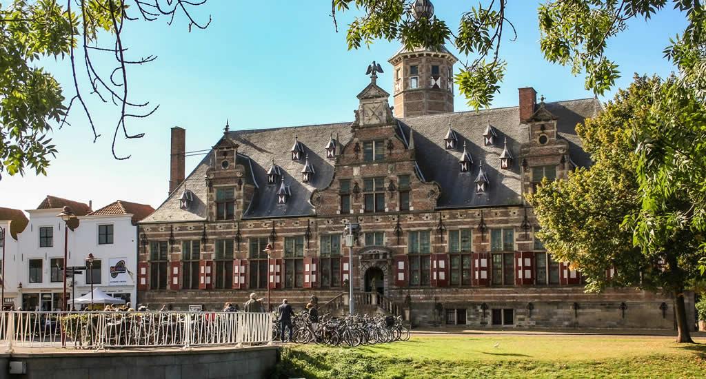 Bezienswaardigheden Middelburg, Kloveniersdoelen | Mooistestedentrips.nl