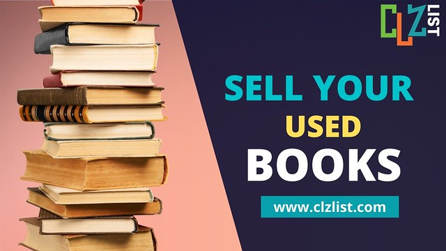Sell Second Hand Books