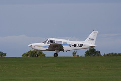 G-BUJP Piper PA-28-161 [28-7916047] Sywell 310819