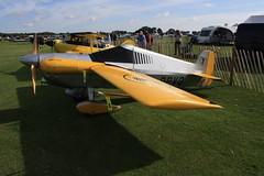 G-BPVO Cassutt Racer [DG1] Sywell 310819