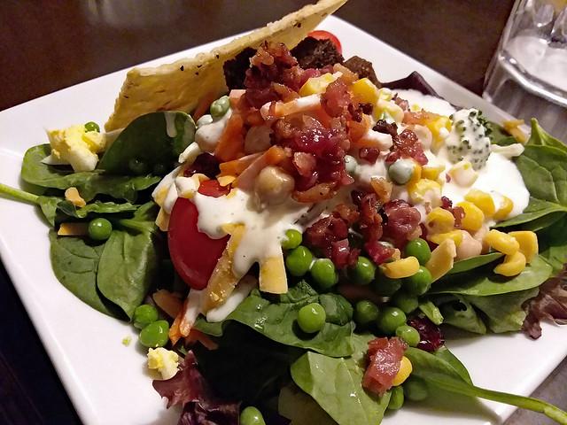 Salad Plate.
