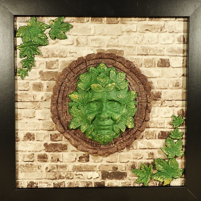 The Wall & A Green Man